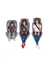 CADEIRA YOUNIVERSE STANDARD (SEM ISOFIX) PEARL 9 A 36KG CHICCO 00079206840000