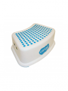 DEGRAU INFANTIL STEP DOTS CLINGO AZUL C02525